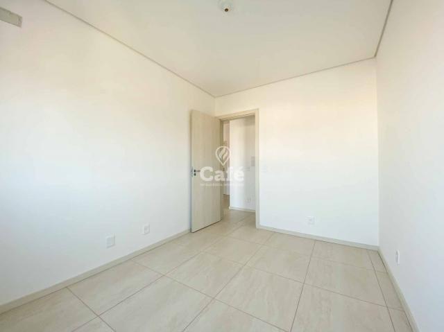 Apartamento de 1 dormitório com garagem em Camobi - Foto 7