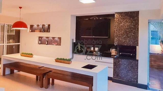 Maravilhoso apartamento com 4 dormitórios à venda, 240 m² por R$ 2.600.000 - Foto 7