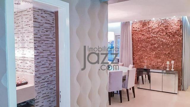 Maravilhoso apartamento com 4 dormitórios à venda, 240 m² por R$ 2.600.000 - Foto 5