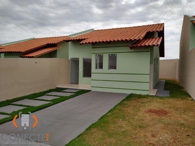 Casa de 2Q (1 suíte) em condomínio, Chácara São Pedro - Aparecida de Goiânia - Foto 2