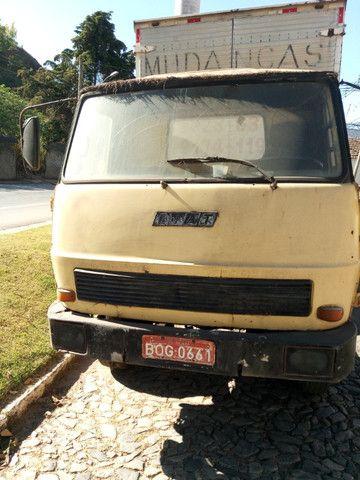 Caminhão Fiat bau - Foto 12