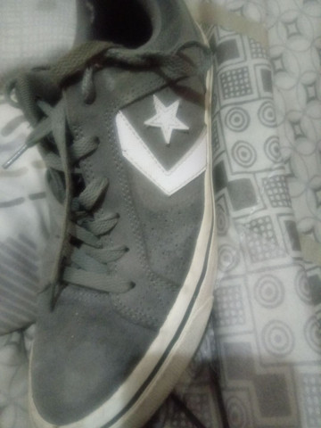 All Star Converse tam 41 usado 3 x - Foto 2