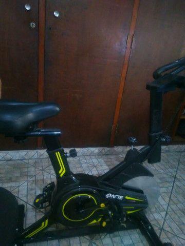 Bicicleta Spinning Acte E16 usada - Foto 2