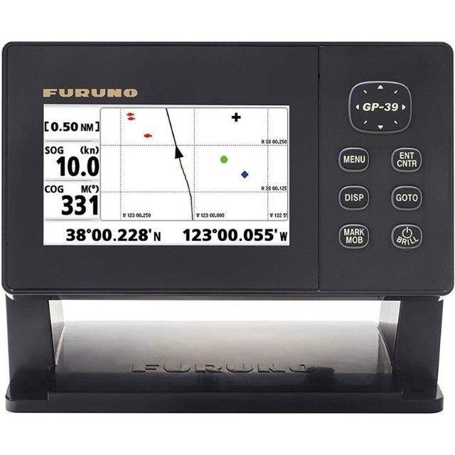 "Navegador GPS/Sbas Furuno GP-39 Lcd 4,2"" com Antena GPA-C01"