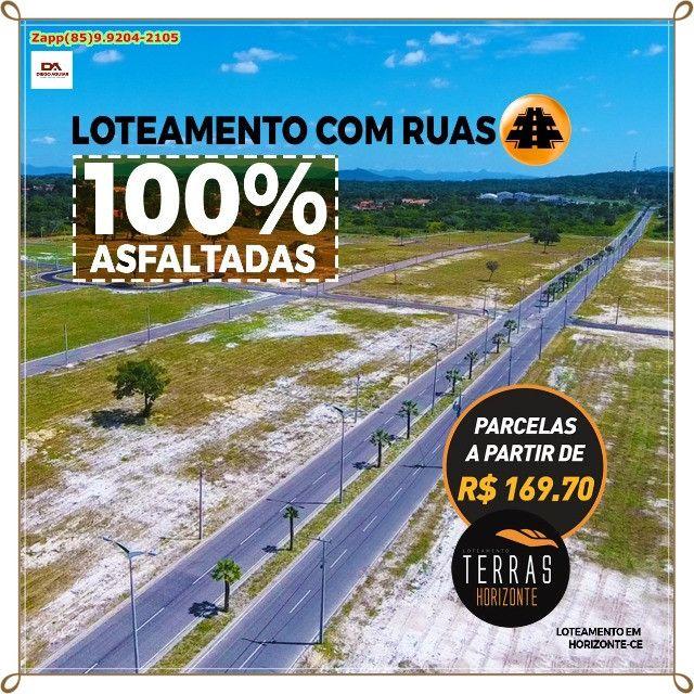 Loteamento Terras Horizonte- Marque sua visita!@! - Foto 13