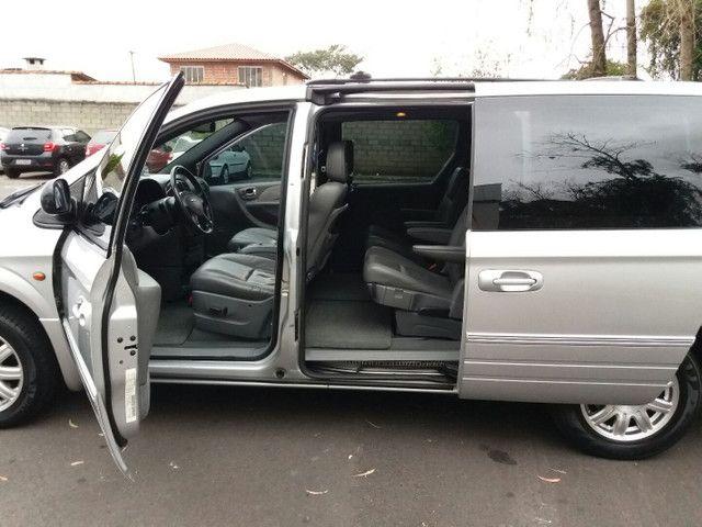 Chrysler Grd Caravan Limited Lindo - Foto 13