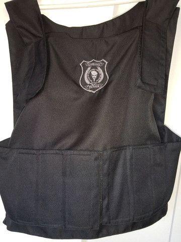 Colete + camisa segurança privada