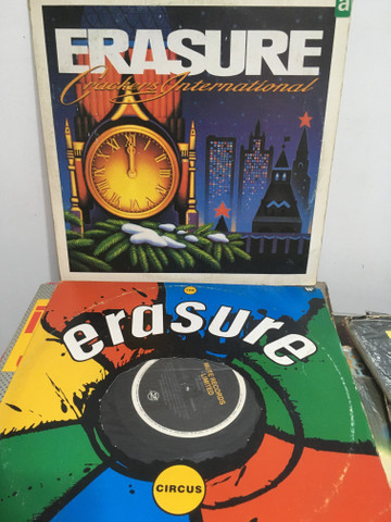 LPs Erasure
