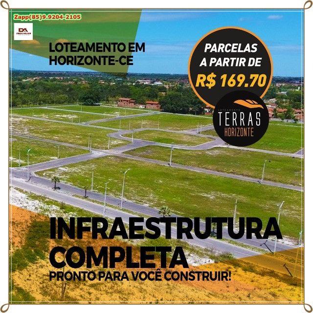 Loteamento Terras Horizonte- Marque sua visita!@! - Foto 12