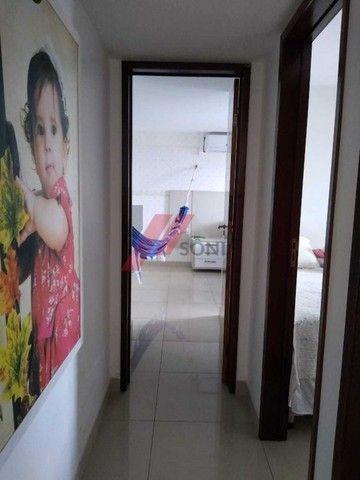 Apartamento à venda com 3 dormitórios em Tambauzinho, João pessoa cod:38710 - Foto 5