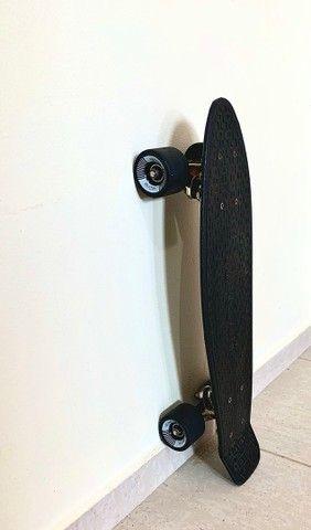 Skate cruiser Kronik Black Gold - usado - Foto 3