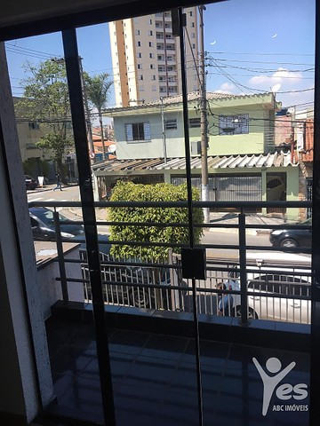 Sobrado comercial, 04 salas, 140m², Jardim Santo Antônio, Santo André - Foto 9