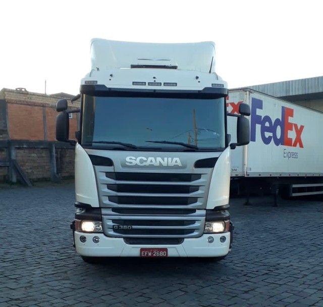Caminhão SCANIA G380 4x2 - Foto 2