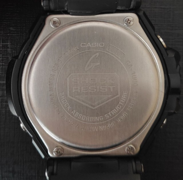Relógio G-Shock GA1000 - Foto 4
