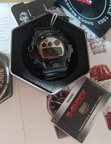 Relógio g-schok dw-6900nb-1dr *original* - Foto 2