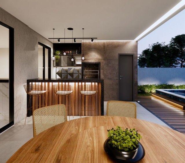 Casa 274m² em construção Condomínio Jardins do Lago Eusébio  - Foto 20