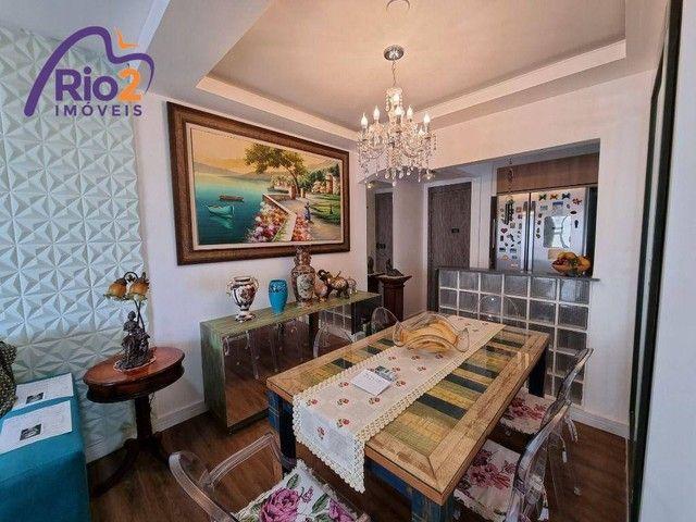 Apartamento com 3 dormitórios à venda, 77 m² por R$ 615.000,00 - Barra Olímpica - Rio de J - Foto 5