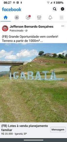 FM/Não é todo dia que temos essa oportunidade, terreno em Igaratá venham conferir - Foto 6