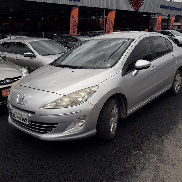 PEUGEOT 408 SEDAN ALLURE 2.0 MANUAL ANO 2012 IMPECÁVEL