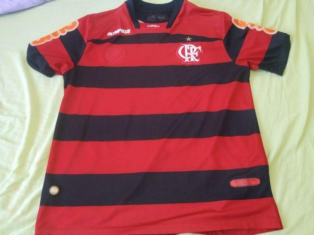 Camisa Olympikus Flamengo oficial M