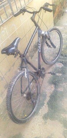 Bike kaloi aro 26 toda no aluminio - Foto 6