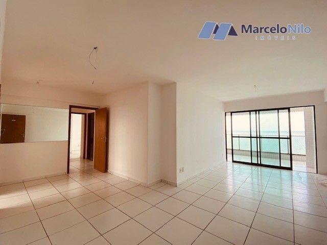 Apartamento na Beira-Mar de Olinda, 134m2, 4 quartos, 2 suítes, 3 vagas, Lazer Completo - Foto 2