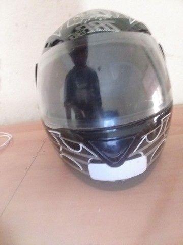 Vendo capacete barato - Foto 3