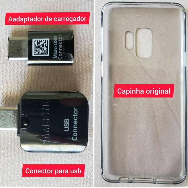 Sansung Galaxy S9  - Foto 3