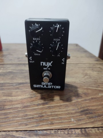 Pedal Nux AS4 - Troco por Chorus ou delay - Foto 3