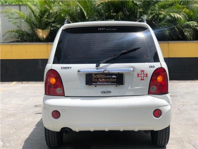 Chery Qq 1.1 mpfi 16v gasolina 4p manual - Foto 4