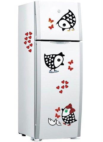 Adesivos para geladeira - Instagram @Showdelar  - Foto 2