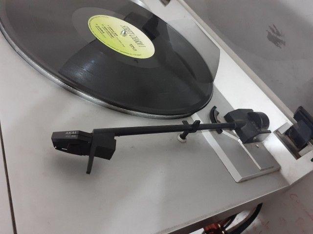 Toca Discos AKAI AP-A2, Funcionando com Observações  - Foto 4