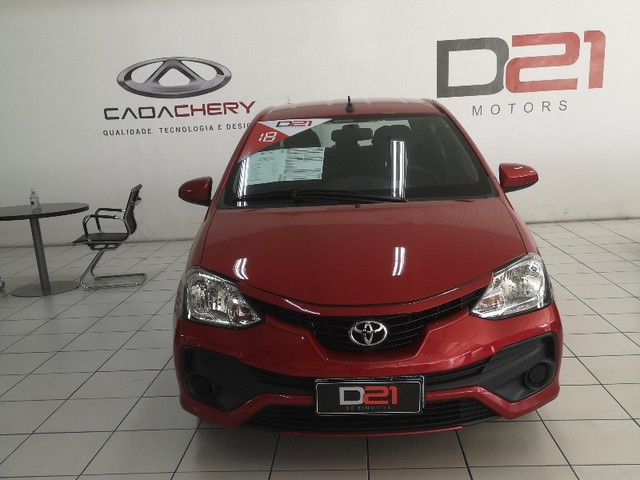 Toyota Etios 1.5 x Sedan 16v - Foto 2