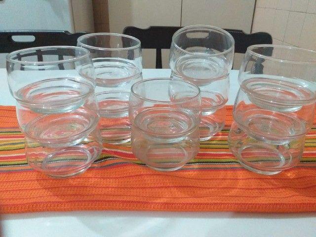 Conjunto Com 14 Potinhos De Sobremesa - 8 Cm De Diâmetro - Foto 3