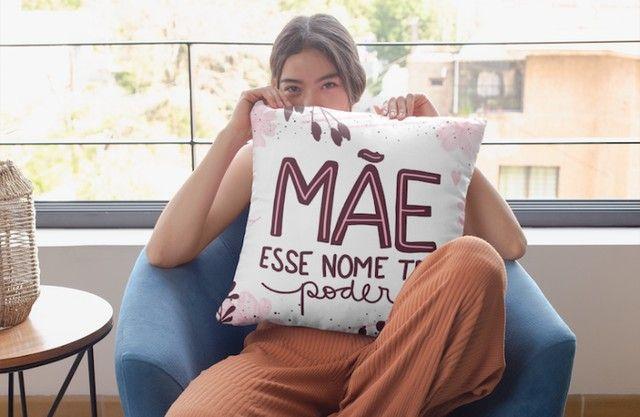 Almofadas Estampadas - Dia das Mães - Foto 5
