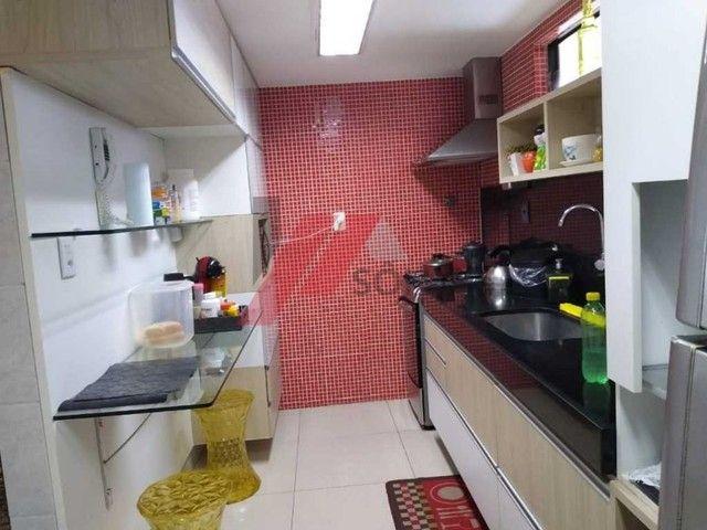 Apartamento à venda com 3 dormitórios em Tambauzinho, João pessoa cod:38710 - Foto 11