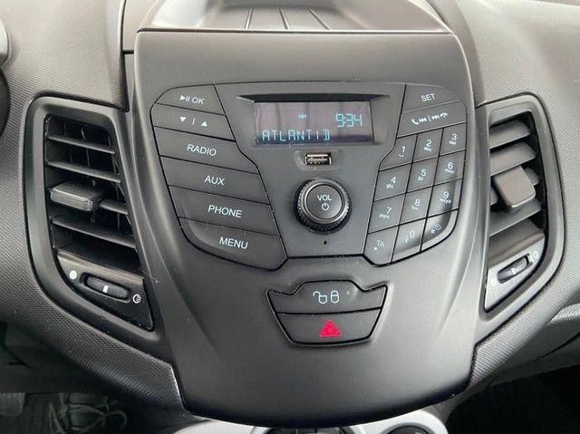 Ford Fiesta SE 1.6 2017 Impecável - Foto 5