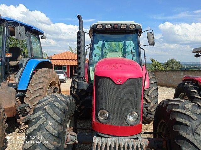 Vende-se Trator Massey 7.140. - Foto 2
