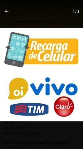 Recarga Celular - Pratica e Segura  - Foto 2