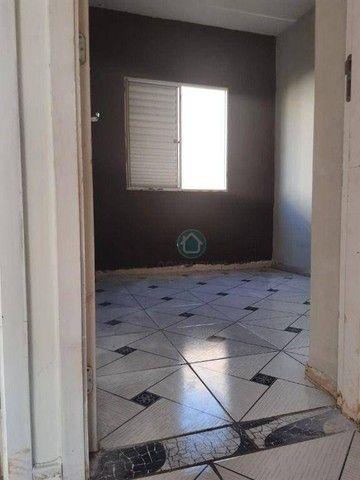 Apartamento com 2 dormitórios à venda, 42 m² por R$ 95.000,00 - Jardim Centro Oeste - Camp - Foto 5