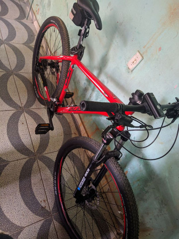 Bicicleta 29 Audax adx 100( Estado de nova) - Foto 2