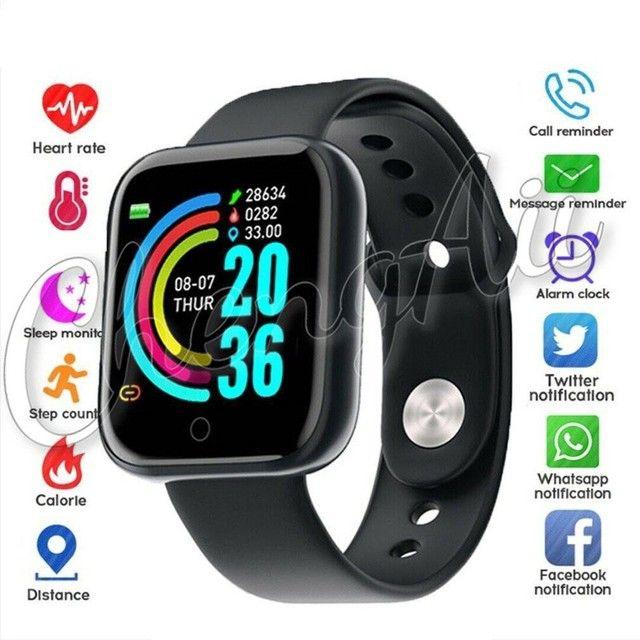 Smartwatch D20/Y68 - Foto 3