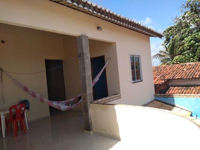Vendo linda casa, com cinco quartos e piscina: - Foto 4