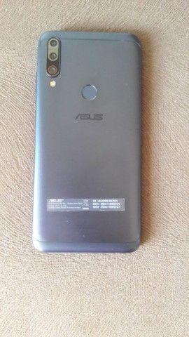 Vendo ou troco Celular  Asus Max shot 128gb 64+64 leia o anúncio! - Foto 6