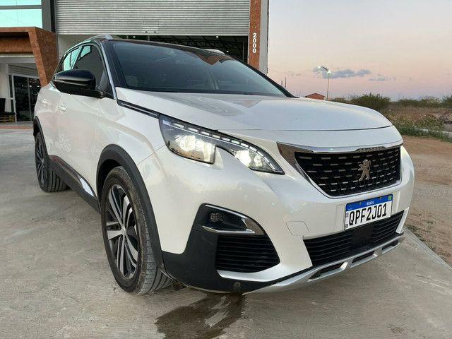 Peugeot 3008 griffe 2019 extar assegurado por 1 ano