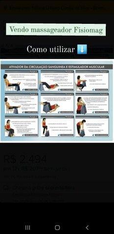 Massageador Fisiomag - Foto 2