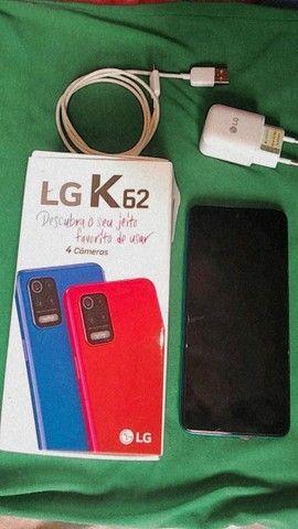 K62 novo na caixa  - Foto 2