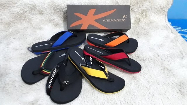 Chinelo kenner no atacado