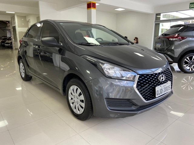 HB20 UNIQUE 1.0 2019 COM 28.000 KM RODADOS