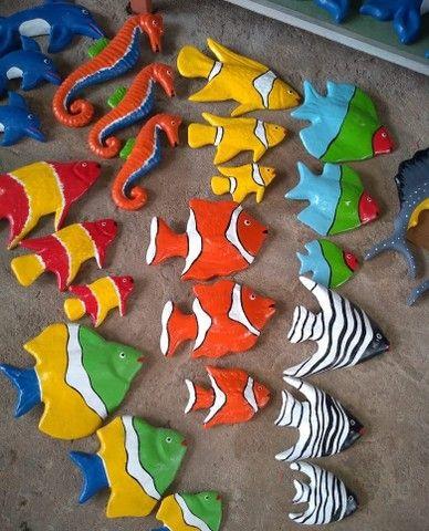 Artes de cimento para sua piscina - Foto 3